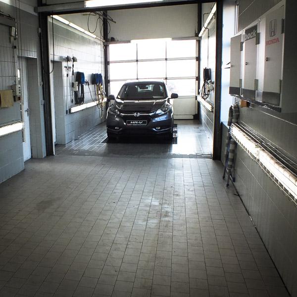 Honda Wiesböck Fahrzeugpflege