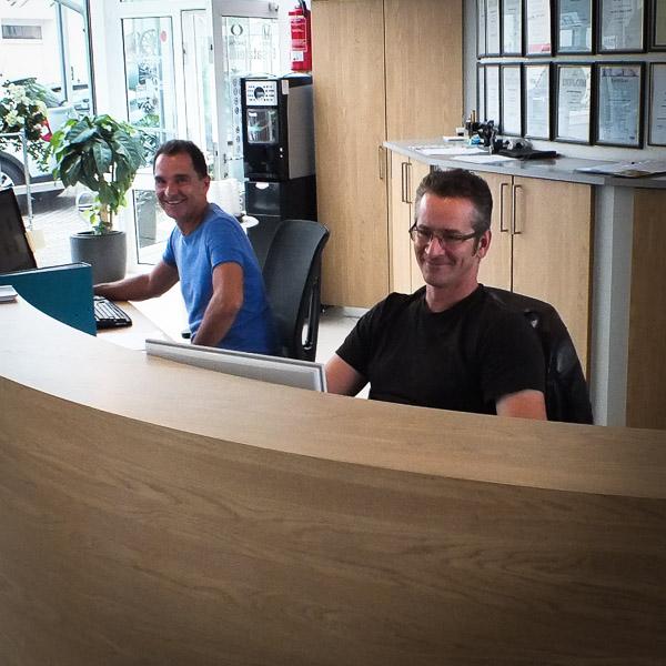Honda-Wiesböck-Kundenservice-team